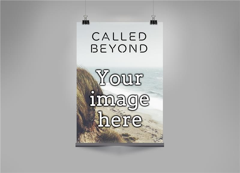 Blank Poster - Upload your own image