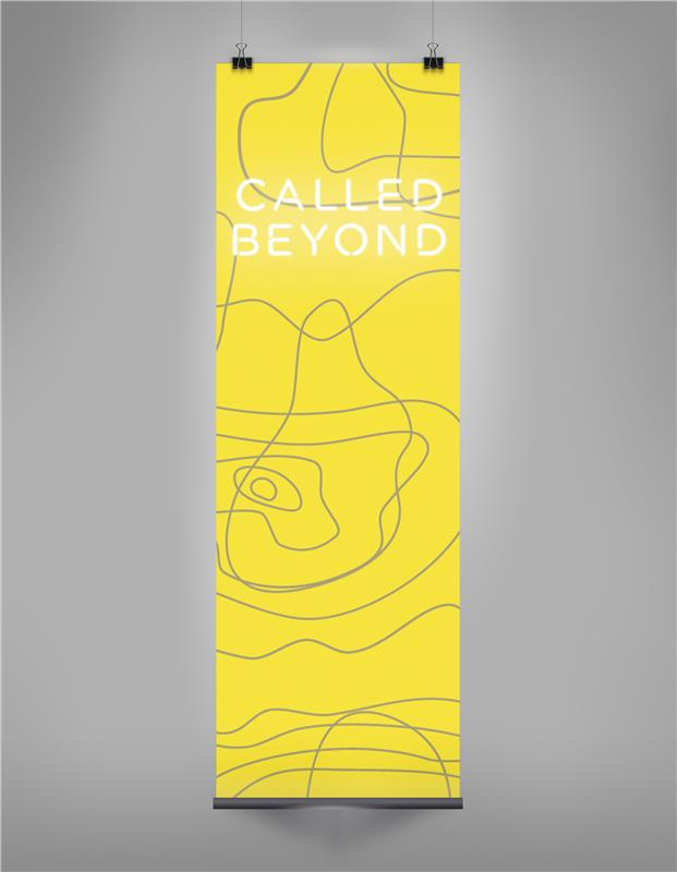 Called Beyond – Yellow Banner