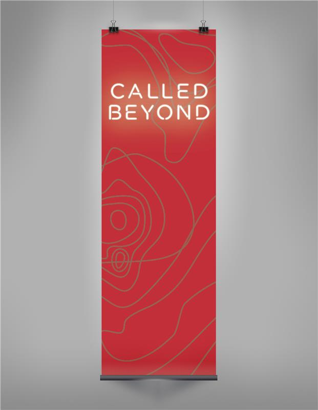 Called Beyond – Red Banner