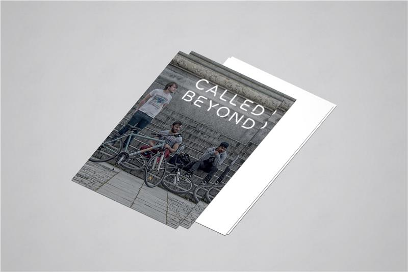 Called Beyond – Bikes Invite