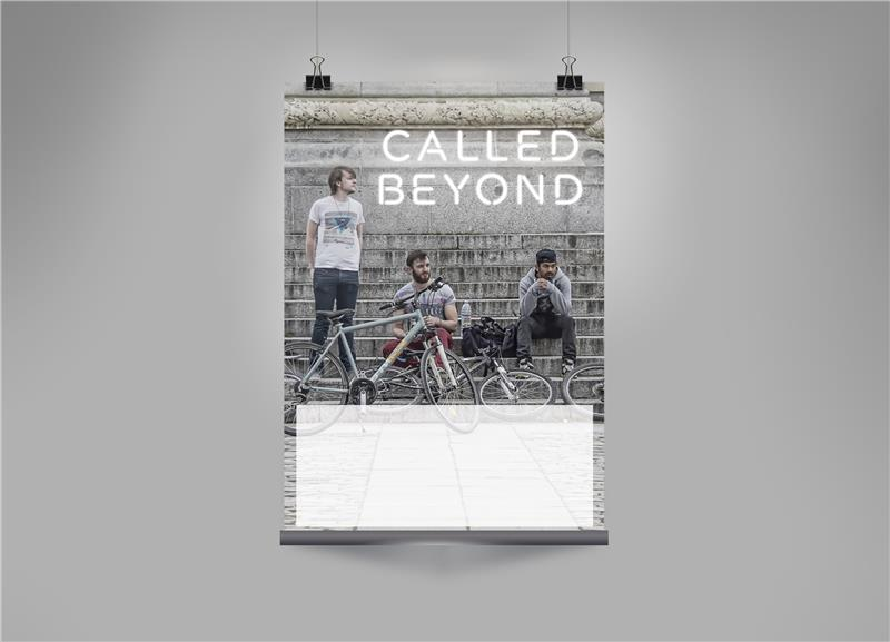 Called Beyond – Bikes Poster